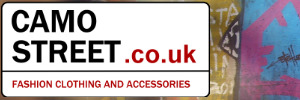 CamoStreet.co.uk – The UK's best selling Camouflage and Military inspired  – Street  Urban Clothing and Fashion Accessories